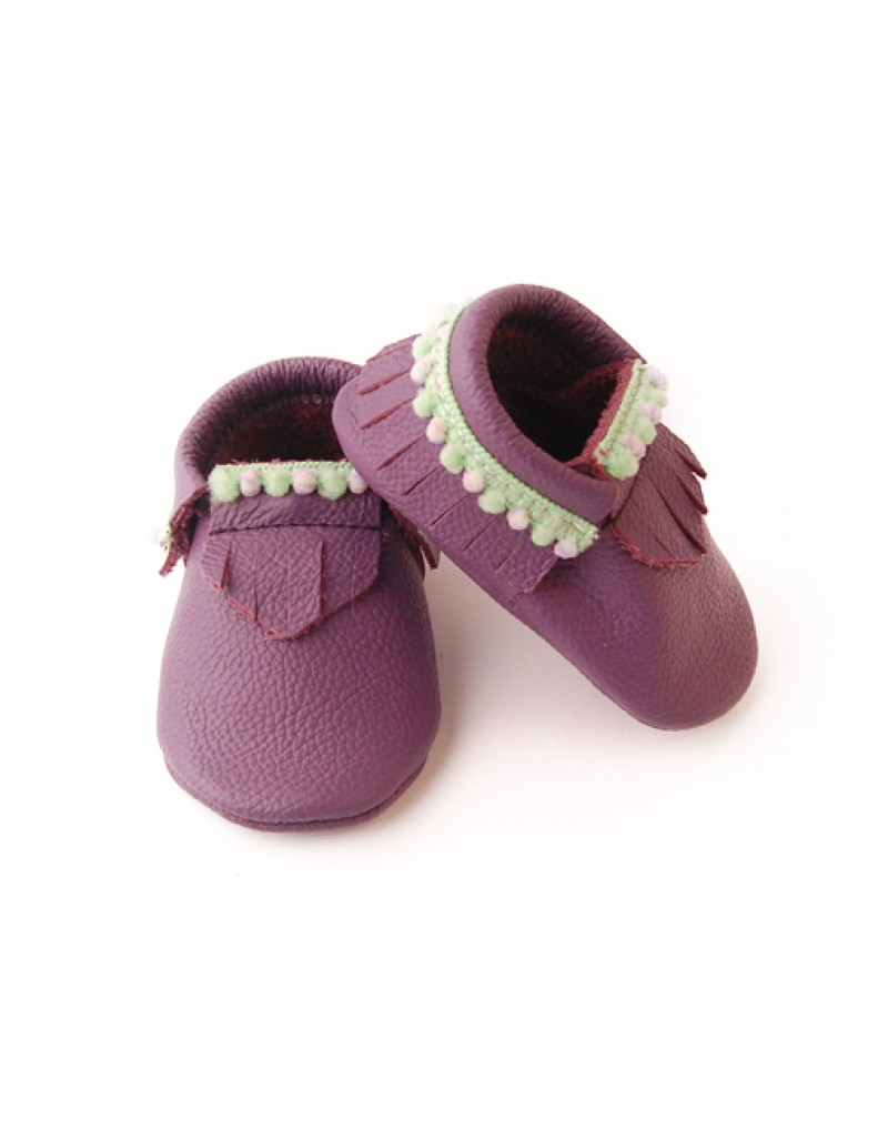 Pompom Purple