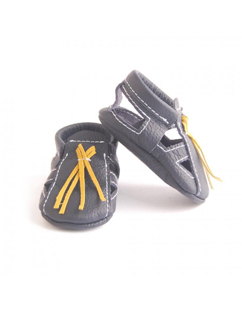 Midnight Blue - Sandals