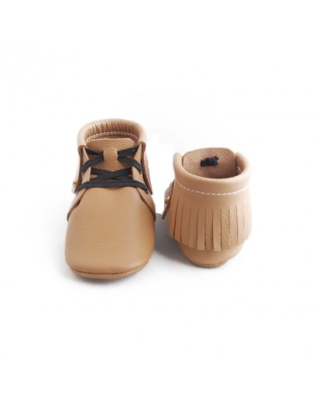 Camel - Ankle Boots
