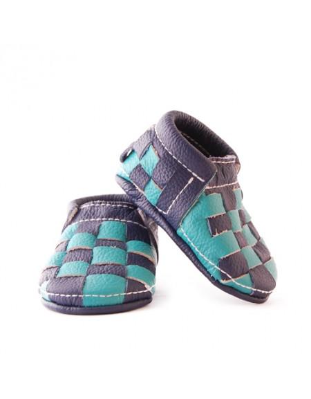 Ketupat Ghayo - Blue Green