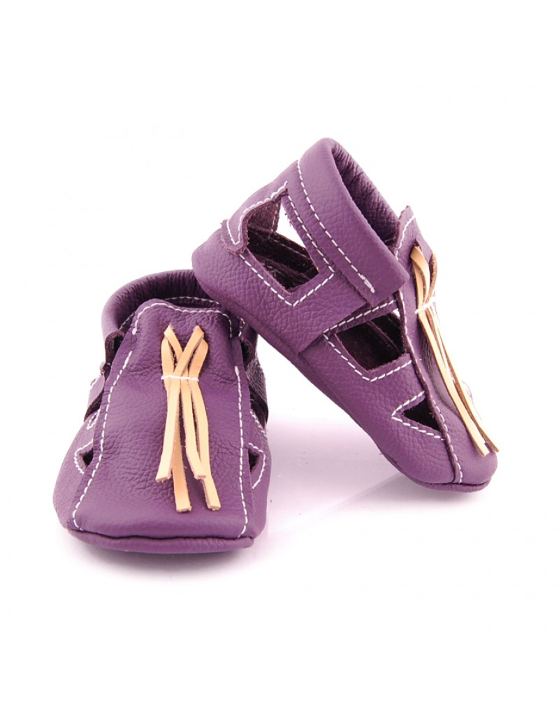Purple - Sandals