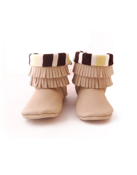 Sandstone - Boots Moccasin