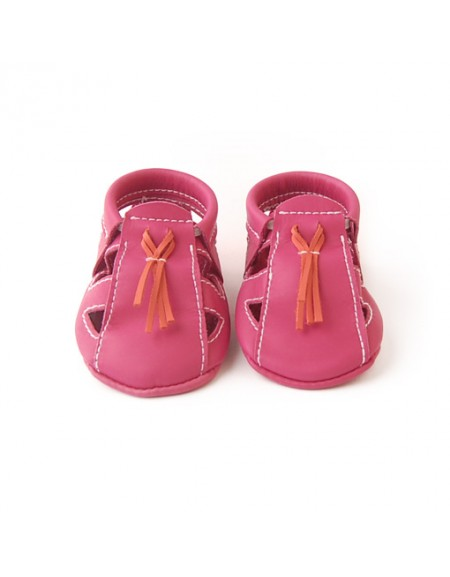 Fuschia - Sandals