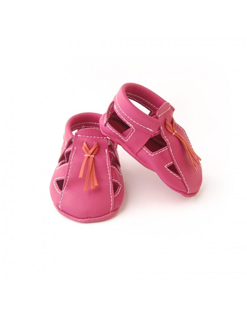 Fuschia - Sandals