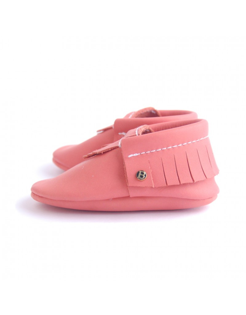 Coral - Moccasin