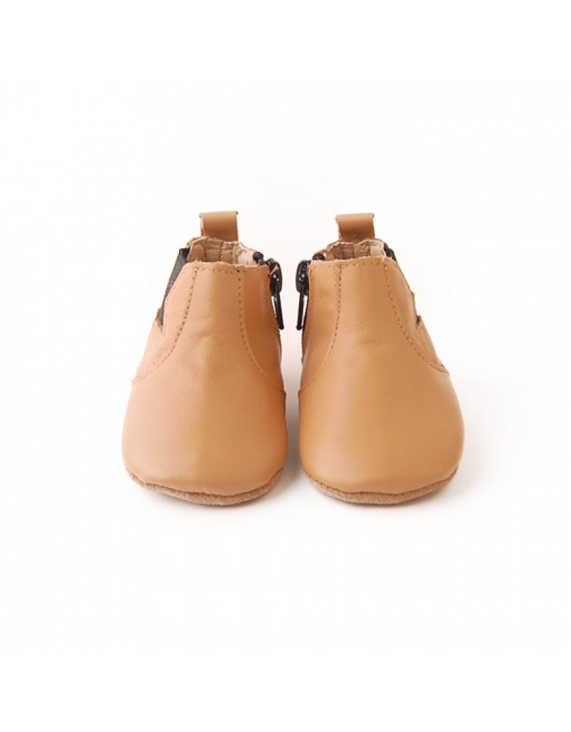 Star Boots - Brown