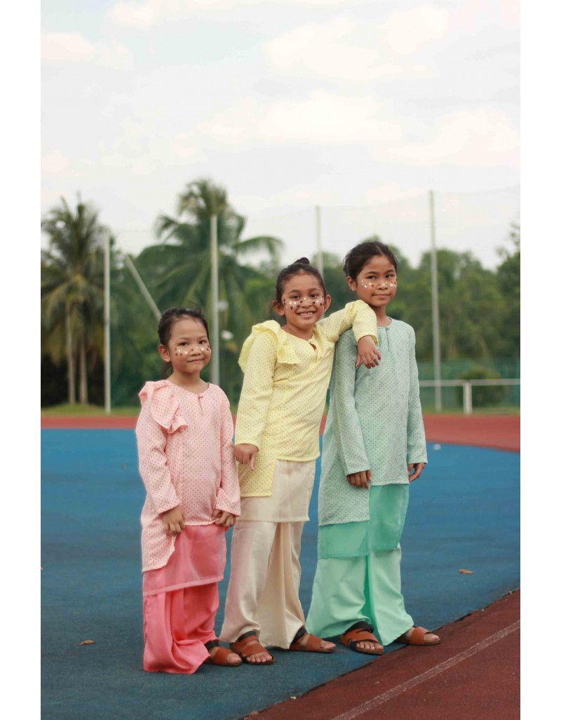The CENGAL Girls Collection - Cream