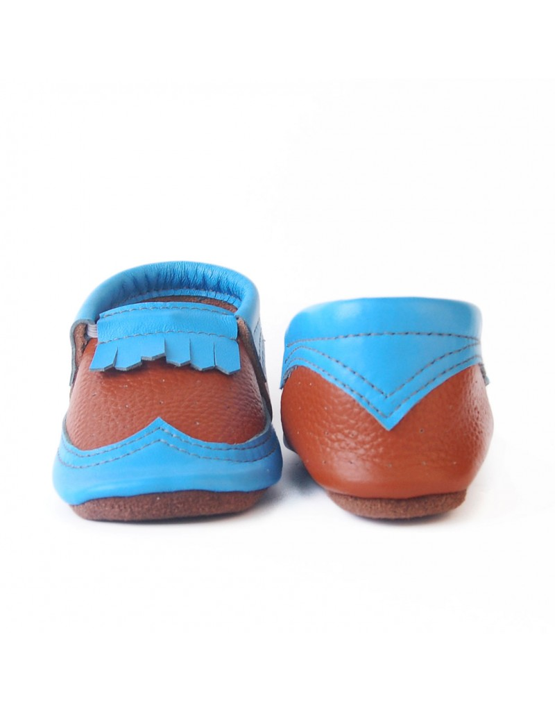 Derby Collection - Brown Blue