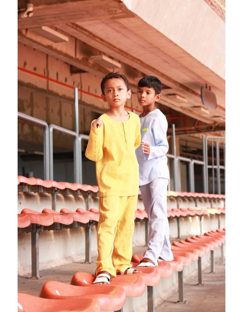 The JATI Boys Collection - Mustard