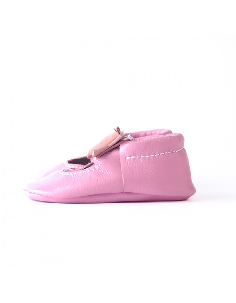 Peach Bow - The Pink Collection