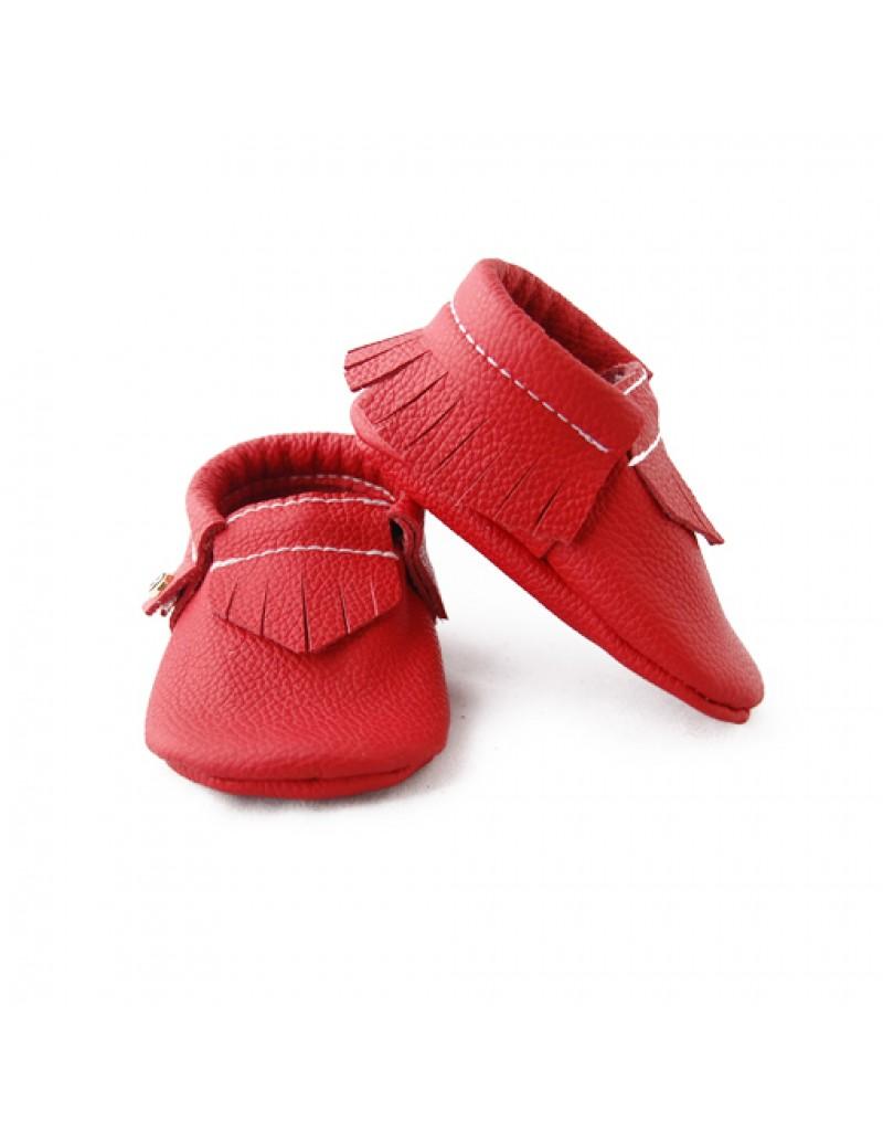 Crimson - Moccasin